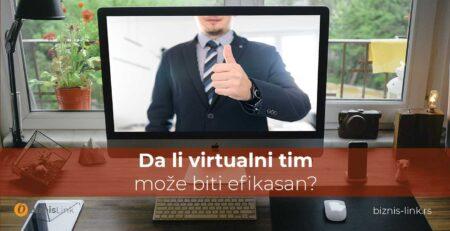 Da li virtualni tim može biti efikasan?