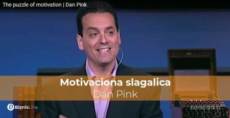 Dan Pink: Motivaciona slagalica