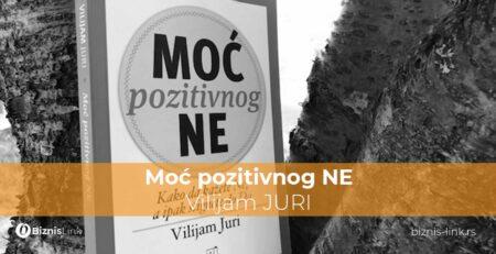 Moć pozitivnog NE, Vilijam JURI