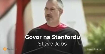 Steve Jobs: Govor na Stenfordu | Biznis link