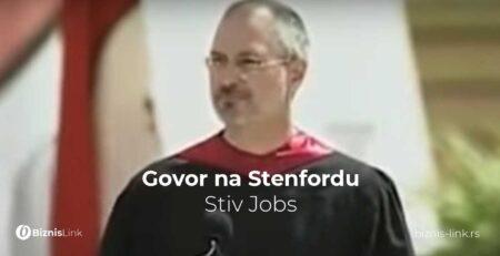 Stiv Jobs: Govor na Stenfordu