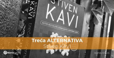 Treća ALTERNATIVA, Stiven KAVI