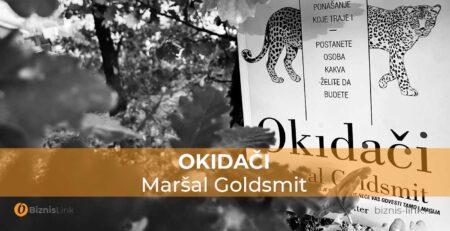 OKIDAČI, Maršal Goldsmit - Book Club | Biznis Link